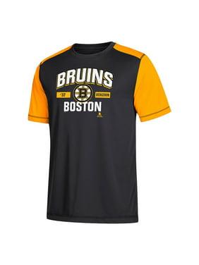 6256b8c69 Product Image Patrice Bergeron NHL Boston Bruins Performance Player Graphic  T-Shirt Men s. Reebok