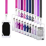 Gear Beast Universal Cell Phone Lanyard Neck Strap with Breakaway Safety Clasp
