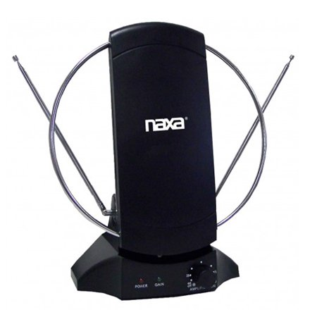 High Powered Amplified Antenna Suitable For HDTV and ATSC (Antenna Sensor Systems)