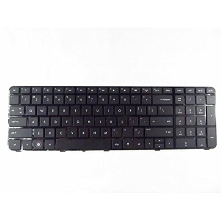Generic New HP Pavilion 605344-001 US Keyboard with Frame