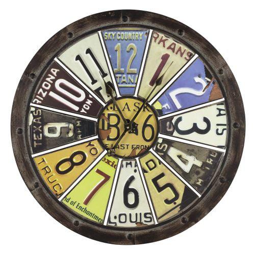 "Cooper Classics 40386 Hildale 27"" X 27"" Wall Clock"