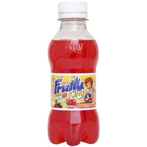 fruity king mini soda