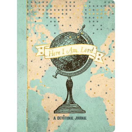 Here I Am, Lord : A Devotional Journal ()