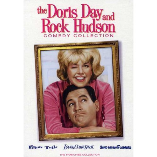 Doris Day And Rock Hudson Comedy Collection: Pillow Talk   Lover Come Back   Send Me No Flowers (Widescreen) by UNIVERSAL HOME ENTERTAINMENT