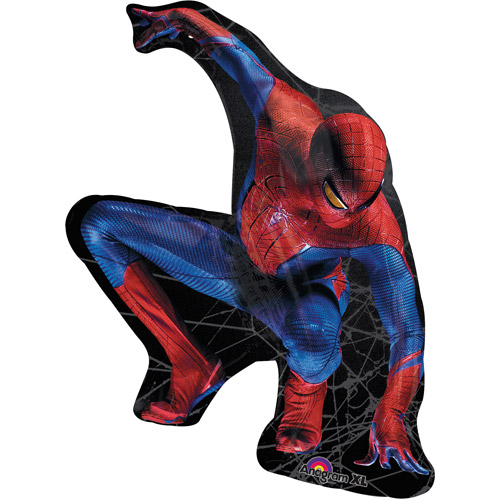 "XL 32"" Marvel Spiderman Mylar Foil Balloon Superhero Party Amazing Web Slinger"
