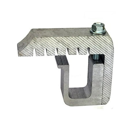 G-991 Clamp for Truck Cap, Camper Shell, Topper on a Ford Super Duty Pickup Truck (Ford Truck Caps)