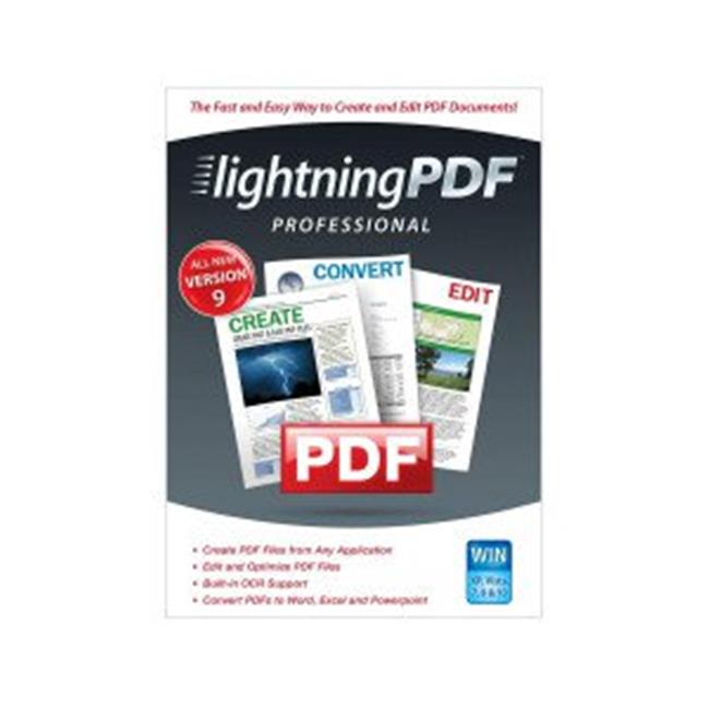 Lightning Pdf Professional - Wins (Email Delivery)