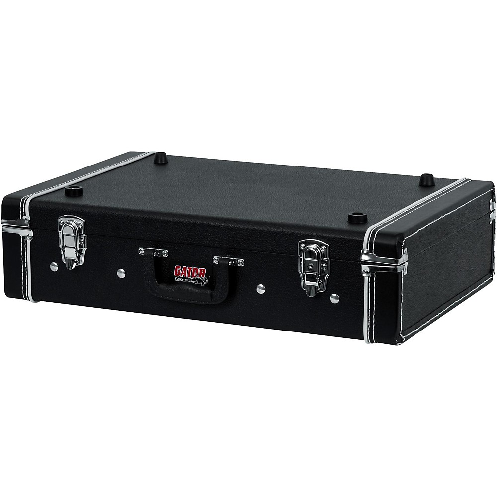 Gator Gig-Box Jr. Pedal Board Guitar Stand Case Black by Gator