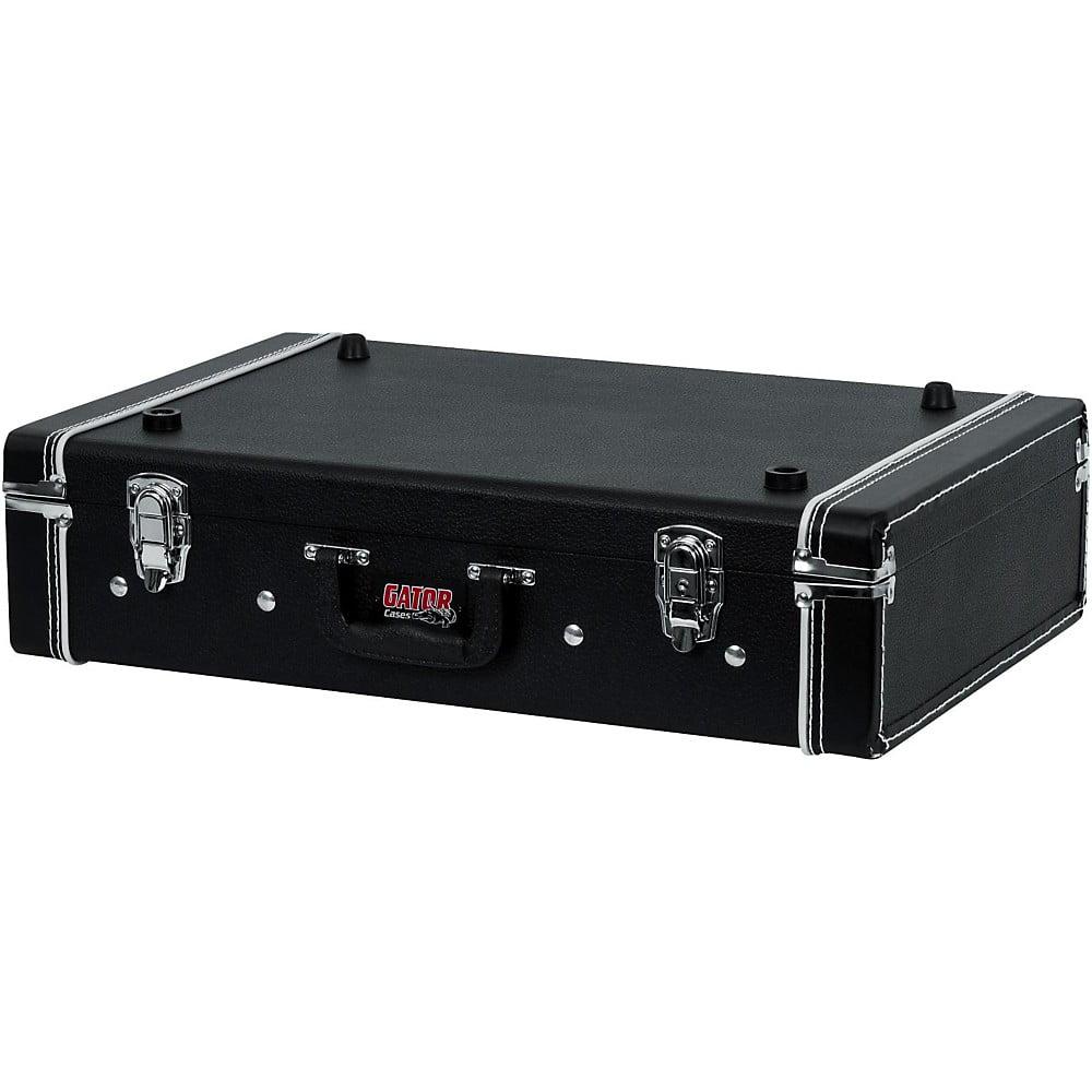 Gator Gig-Box Jr. Pedal Board/Guitar Stand Case Black