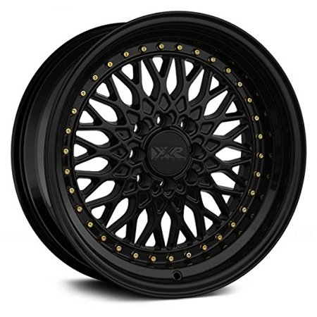 - XXR Wheels 536 Black Wheel with Painted Finish (18x9