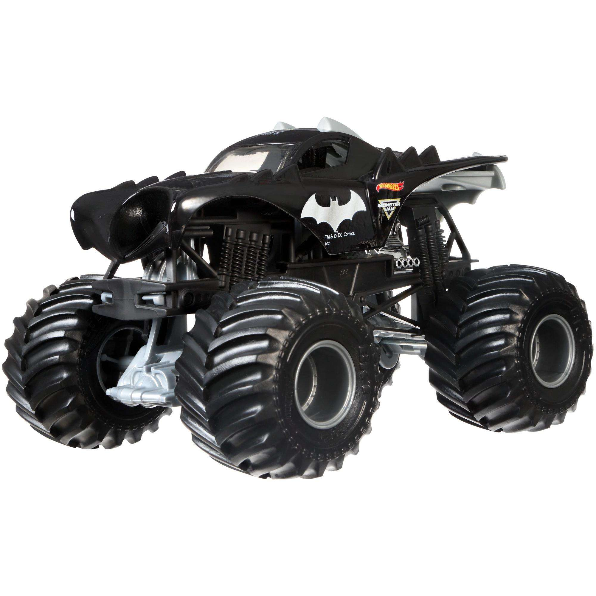 Hot Wheels Monster Jam Batman Vehicle