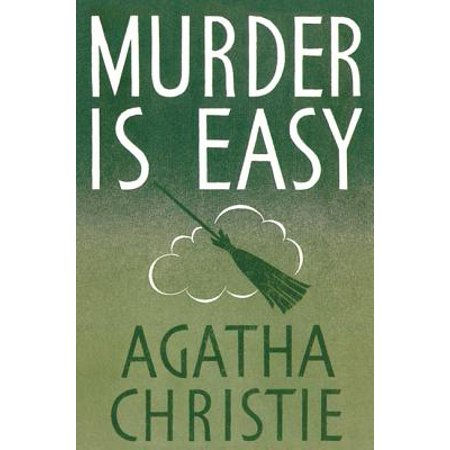 Murder Is Easy. Agatha Christie (Agatha Christie Halloween)