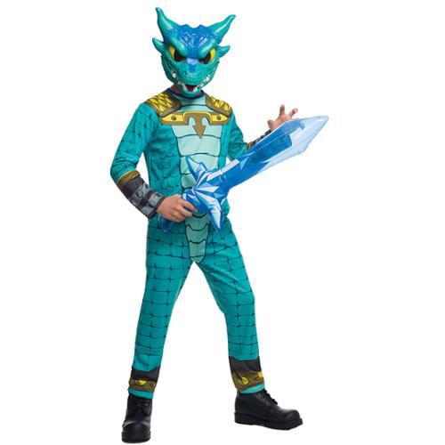 Boys Skylanders Snap Shot Costume Size Large 12-14