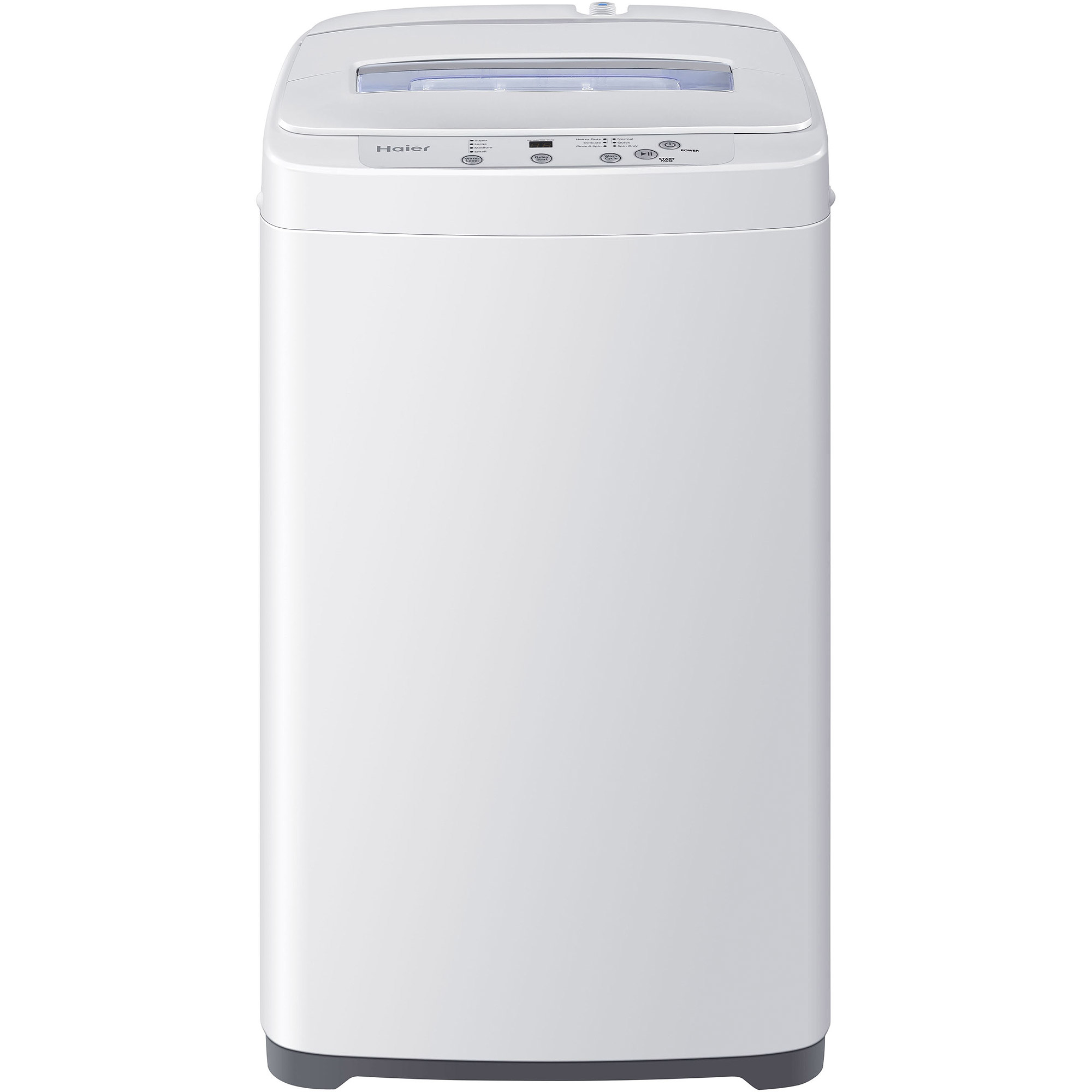 Haier 1 5 Cu Ft Portable Washer