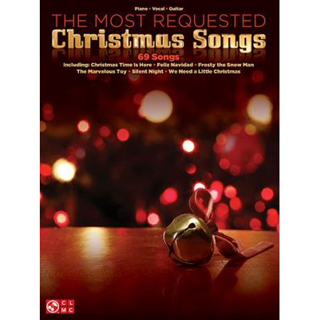 The Most Requested Christmas Songs](Toy Catalogs Request)