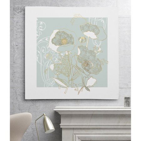 - Wexford Home Filigree Floral I 24x24