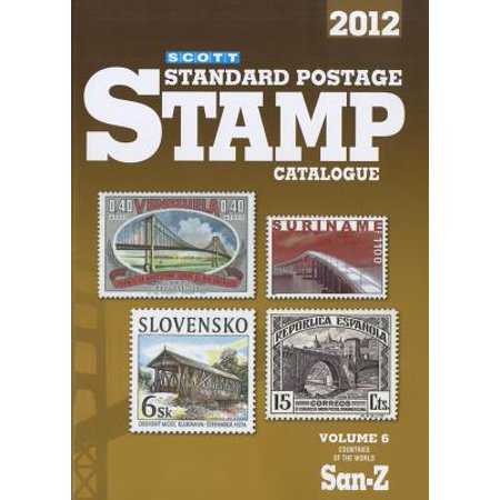 Scott Standard Postage Stamp Catalogue, Volume 6 : Countries of the World -