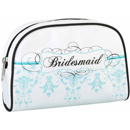 Bridesmaid Travel Bag, Aqua