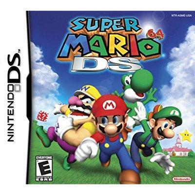 Super Mario 64 DS (Nintendo DS) -