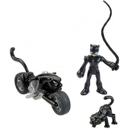 Fisher-Price Imaginext DC Super Friends, Catwoman (Fisher Price Imaginext Dc Super Friends Batcopter)