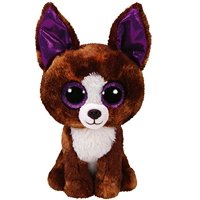 3a22ca87b52 Product Image Cp TY Beanie Boos - Dexter the Chihuahua Dog (Glitter Eyes)  Small 6