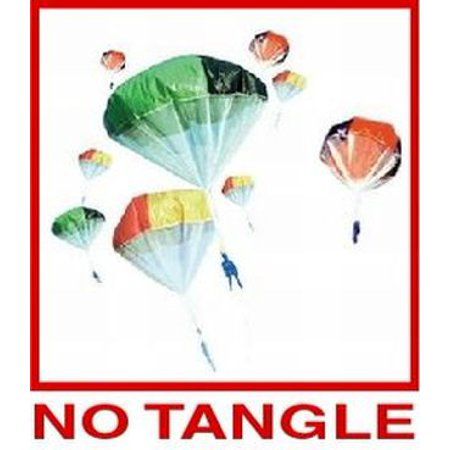 No Tangle Toy Parachute Sky Diver (Sky Parachute)