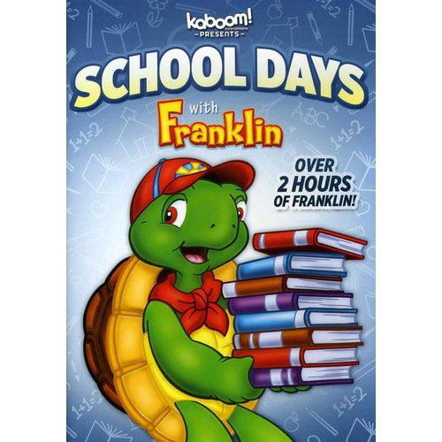 Franklin: School Days With Franklin