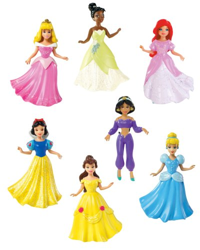 Disney Princess Collection 7-Doll Gift Set - image 1 of 1