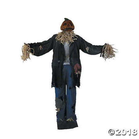 Scarecrow Man Standing 60