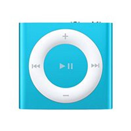 Apple iPod shuffle - 4th generation - digital player - 2 GB - blue