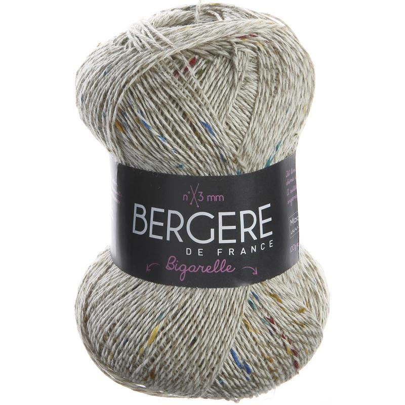 Bergere De France Bigarelle Yarn-ecru