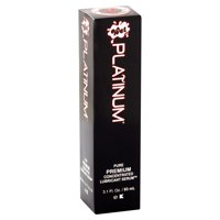 Product Image Wet Platinum Pure Concentrated Serum Silicone Lubricant - 3.1 oz