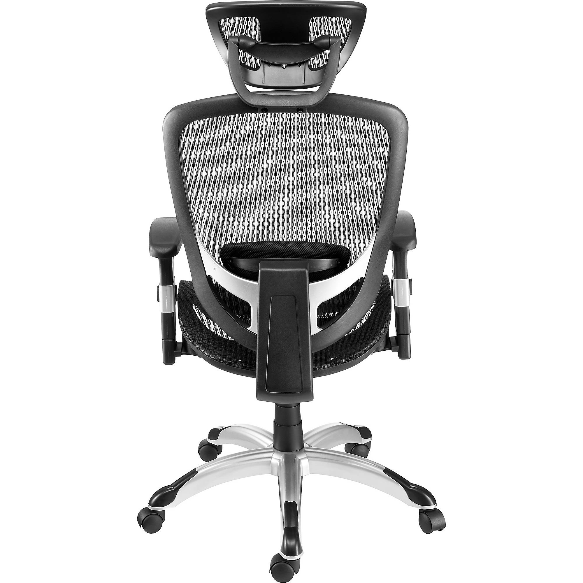 Staples Hyken High Back Mesh Executive Chair Walmart