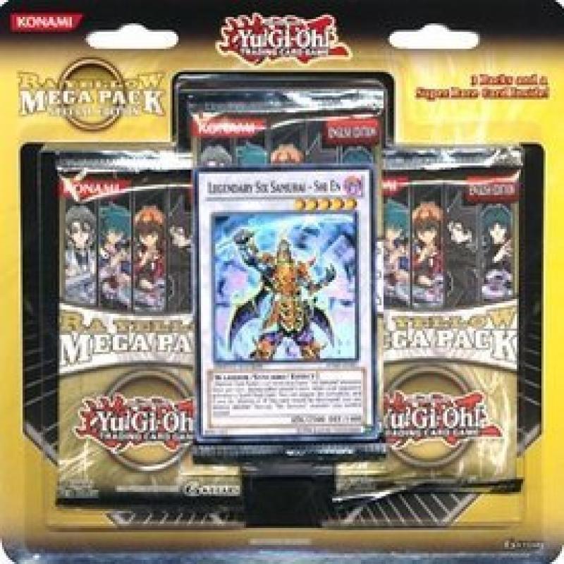 Konami RA Yellow Mega Pack Special Edition (SE) Blister 3...