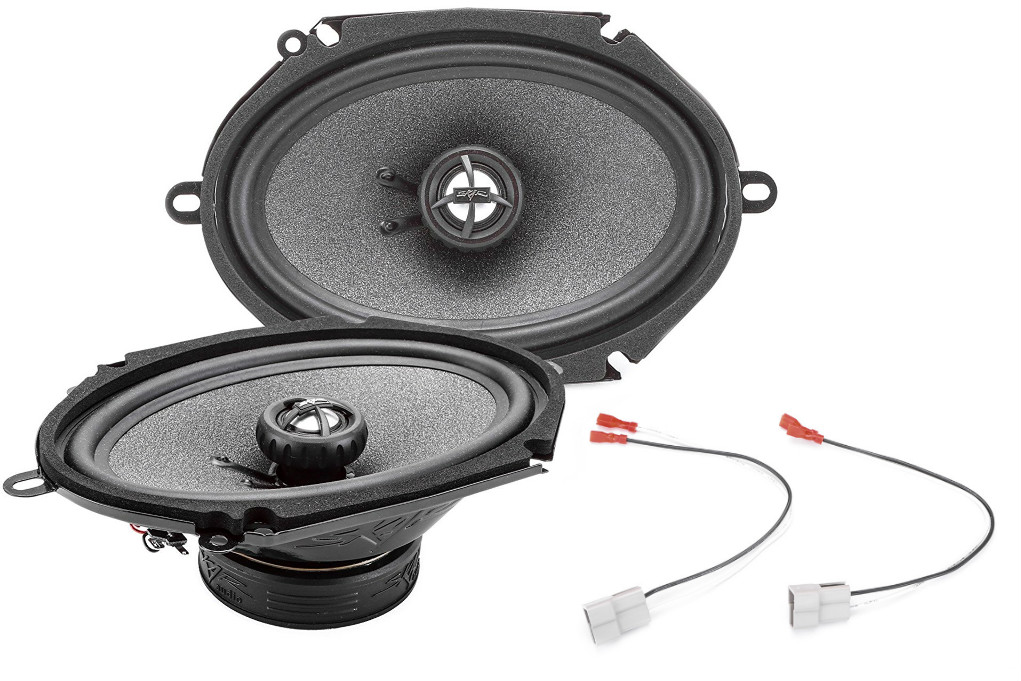 "Fits 1990-1995 Buick Riviera Front Door 4/"" x 6/"" RPX Speakers by Skar Audio"