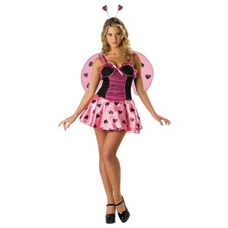 Luscious Love Bug Adult Women Costume - Lady Bug Costume Adult