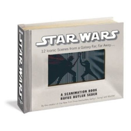Star Wars (A Scanimation Book) - image 1 of 1