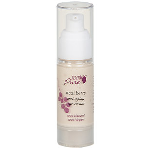 Image of 100% Pure Organic Acai Berry Eye Cream 1oz