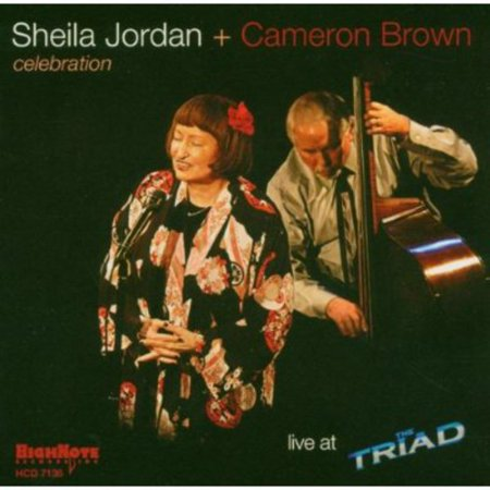 Sheila Jordan - Celebration: Live at the Triad (CD) - image 1 de 1