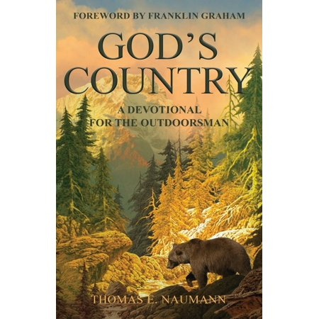 God's Country : A Devotional for the - Outdoorsman Stick