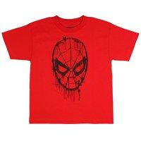 Marvel The Amazing Spider-Man Big Boys Web Head Drips Graphic T Shirt