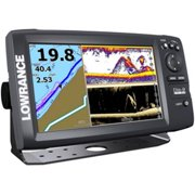 Lowrance 000-12179-001 Elite-9 CHIRP Fish finder & Chartplotter Base Combo No XDCR