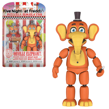 Funko Action Figure: FNAF Pizza Simulator - Orville Elephant