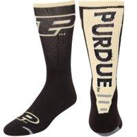 Purdue Boilermakers Jump Key Socks - No Size
