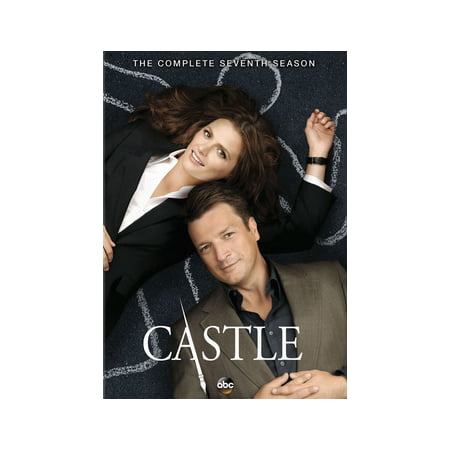 Castle: The Complete Seventh Season (DVD) - The Middle Halloween Season 7