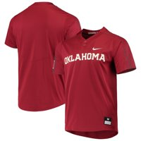 Oklahoma Sooners Nike Replica Softball Jersey - Crimson