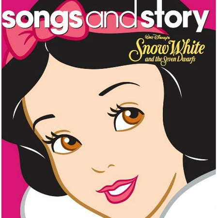 Songs and Story: Snow White (CD)