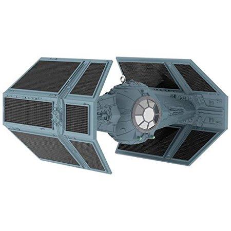 Hallmark Keepsake 2017 - Star Wars Darth Vader's TIE Fighter Sound Ornament With