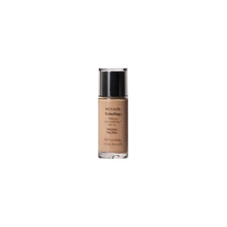 Revlon ColorStay Makeup for Normal/Dry Skin, 320 True Beige, 1 fl oz - Halloween Makeup For Black Skin