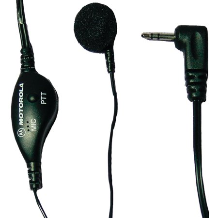 Motorola Earbud With Clip-On Microphone For Talkabout Radios ()